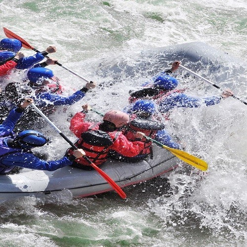 10 Adventurous Rafting Tours in Nepal