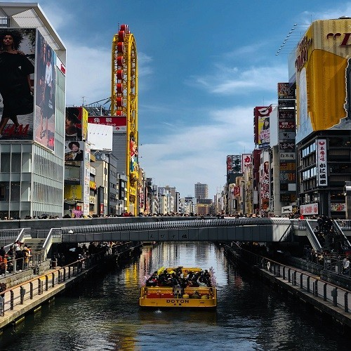 10 Cheapest Hotels in Osaka