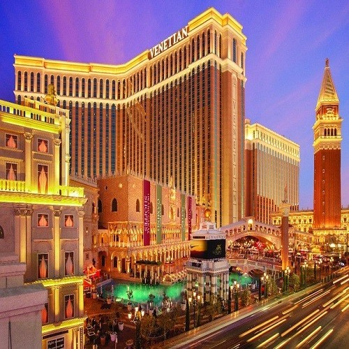 10 Most Luxurious Hotels in Las Vegas, USA