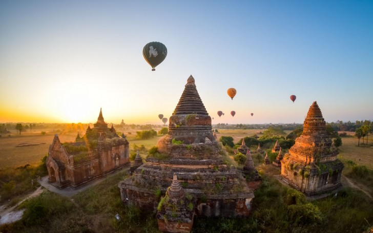 Bagan, Myanmar- Discover This Ancient City with Thousands of Temples
