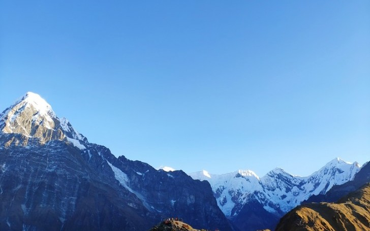 Best over 8000m High Mountain Peaks in Nepal