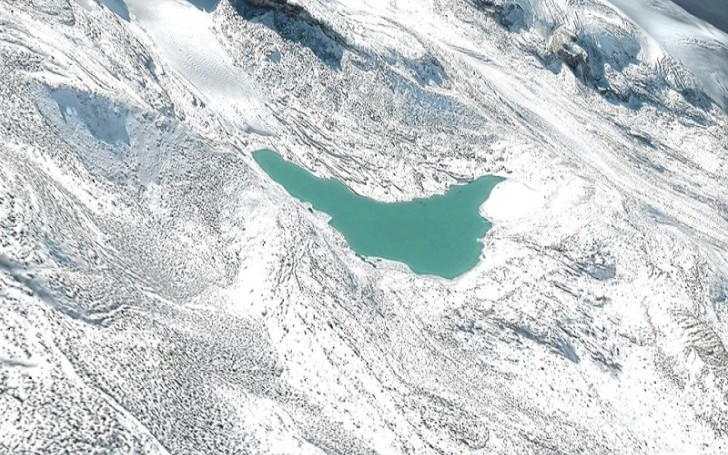 Newly Discovered Lake, Kajin Sara May Become World's Highest